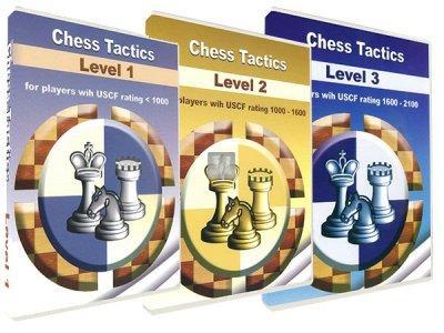 Total Chess Tactics - 3 CD-ROM