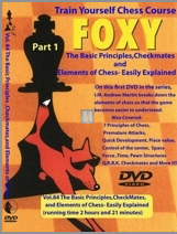 Train yourself chess course  - 5 dvds