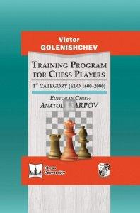 Training Program for Chess Players: 1st Category (ELO 1600-2000)