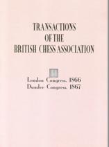 Transactions of the British chess association London congress 1866, Dundee congress 1867