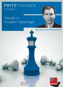 Trends in modern openings - DVD