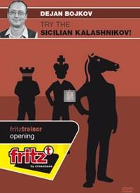 Try the Sicilian Kalashnikov! - DVD