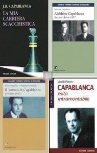Tutto Capablanca - 4 volumi