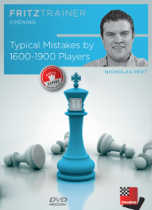 Typical chess mistakes by 1600-1900 players - DVD