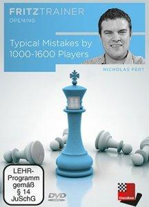 Typical mistakes by 1000-1600 players - DVD