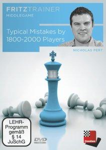 Typical mistakes by 1800-2000 players - DVD