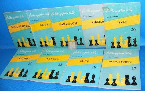Veliki Majstori šaha - Great Chess Masters - 2nd hand