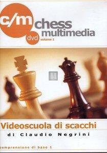 Videoscuola di Scacchi vol.1 - DVD (Comprensione di base 1)