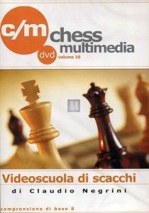 Videoscuola di Scacchi vol.10 - DVD (Comprensione di base 8)