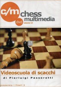 Videoscuola di Scacchi vol.12 - DVD (Conoscere i finali 2)