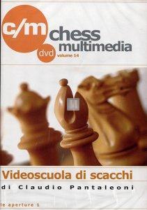Videoscuola di Scacchi vol.14 - DVD (Le Aperture 1)
