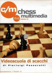 Videoscuola di Scacchi vol.15 - DVD (Conoscere i finali 3)