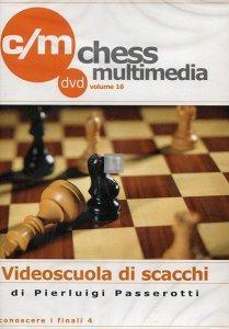 Videoscuola di Scacchi vol.16 - DVD (Conoscere i finali 4)