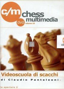 Videoscuola di Scacchi vol.19 - DVD (Le Aperture 2)