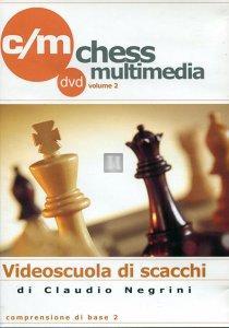 Videoscuola di Scacchi vol.2 - DVD (Comprensione di base 2)