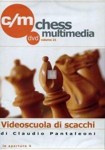 Videoscuola di Scacchi vol.21 - DVD (Le Aperture 4)