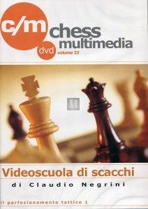 Videoscuola di Scacchi vol.23 - DVD (Il perfezionamento tattico 1)