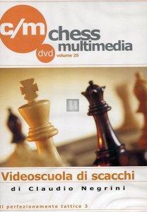 Videoscuola di Scacchi vol.25 - DVD (Il perfezionamento tattico 3)