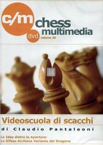 Videoscuola di Scacchi vol.28 - DVD (La Difesa Siciliana Variante del Dragone)