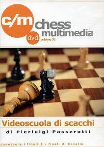 Videoscuola di Scacchi vol.31 - DVD (Conoscere i finali 5)