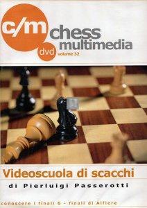 Videoscuola di Scacchi vol.32 - DVD (Conoscere i finali 6)