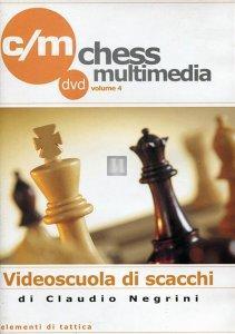 Videoscuola di Scacchi vol.4 - DVD (Elementi di tattica 1)