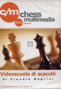 Videoscuola di Scacchi vol.5 - DVD (Comprensione di base 3)