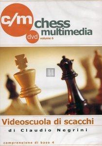 Videoscuola di Scacchi vol.6 - DVD (Comprensione di base 4)