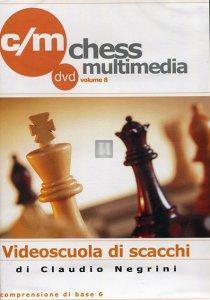 Videoscuola di Scacchi vol.8 - DVD (Comprensione di base 6)