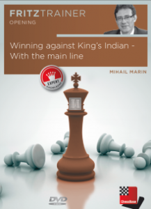 Winning against King's Indian - With the main line - DVD