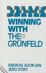Winning with the Grünfeld (Adorján Döry) - 2nd hand