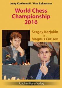 World Chess Championship 2016 - Sergey Karjakin vs. Magnus Carlsen