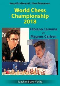World Chess Championship 2018 - Fabiano Caruana vs. Magnus Carlsen